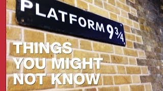 Platform 9¾ Is In The Wrong Place