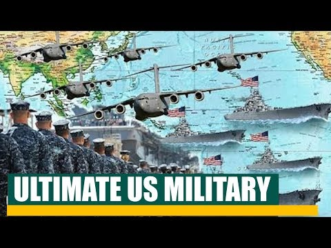 Just How Big And Powerful Is US Military Today