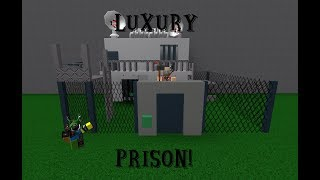 The Luxury Prison! | Flee The Facility| Roblox