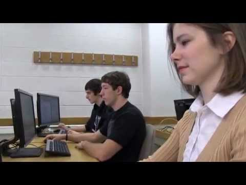 IPFW Computer Science Department Video Overview