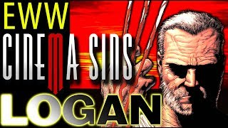 Everything Wrong With CinemaSins: Logan In 19 Minutes or Less