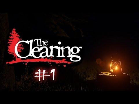 The Clearing #1 [INDIE HORROR GAME] Die Waldhütte