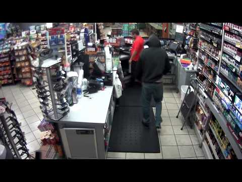 Shell Gas Station (710 E. Dyer) - 06/29/17 Robbery