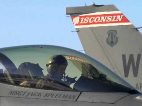 Minuteman Report - Wisconsin Airmen deploy to Pacific