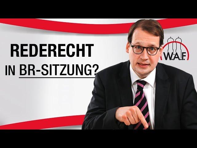 ersatzmitglieder   lexikon für den betriebsrat   w.a.f., Einladung