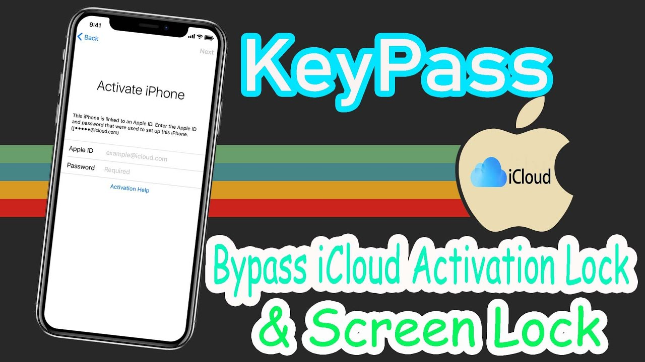Remove iPhone Locks without Password: Easily Bypass iCloud Activation Lock and Screen Lock