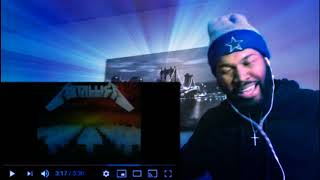 THIS WAS A LITTLE DIFFERENT FOR METALLICA!!! | Metallica - Damage Inc. Lyrics - REACTION