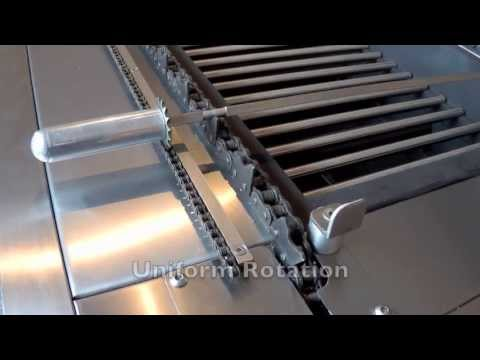 Conveyor Grill Seekh Kebab Grill Charbroiler Lava Grill
