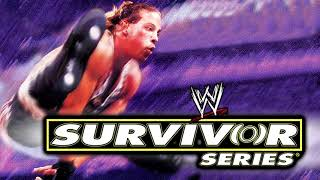 WWE Survivor Series 2002 Theme Song Always (Arena Effects)