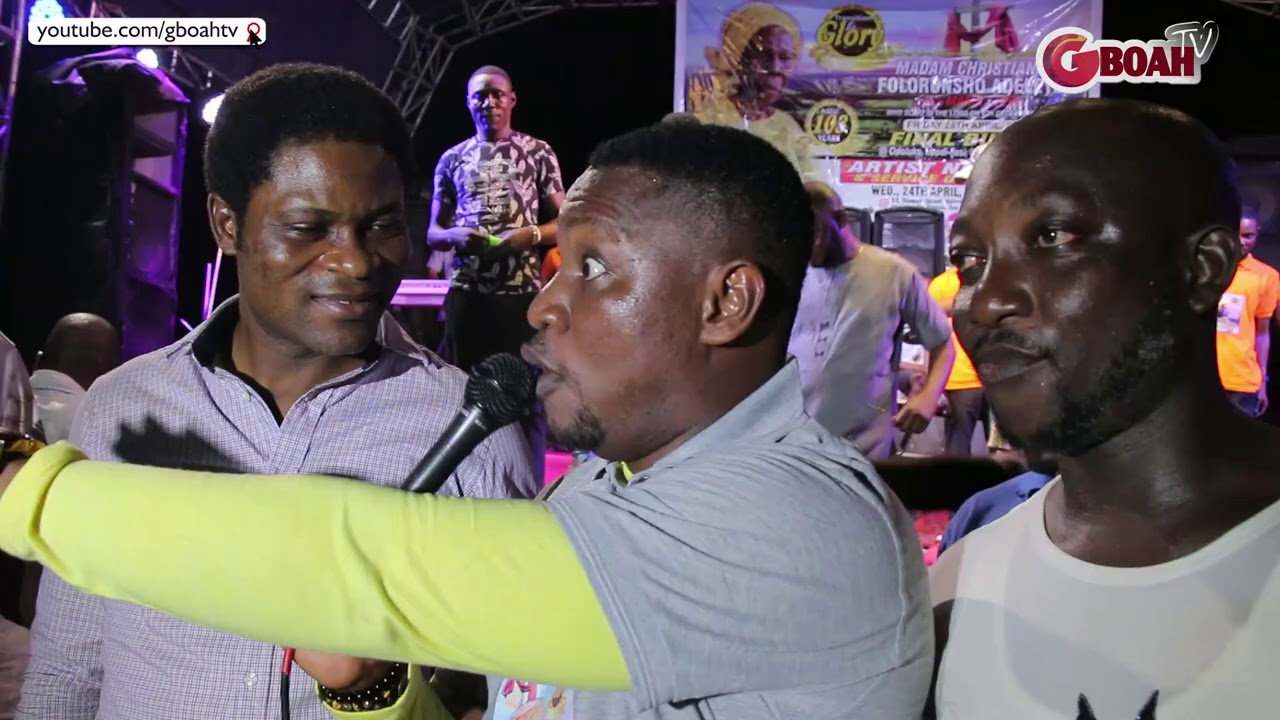 Download Dare Melody Shuts Down Ibadan For His Late Mom At His Late Mom's Artist Night