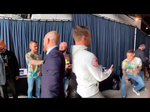 Конор МакГрегор РАССКАЗАЛ ВСЮ ПРАВДУ! КАДРЫ ЗА КУЛИСАМИ! РЕАКЦИЯ ХАБИБА И ЧИМАЕВА UFC 257