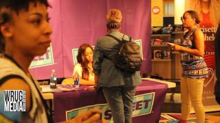 Video Chrisette Michele   Milestone Tour Press Run download MP3, 3GP, MP4, WEBM, AVI, FLV November 2017