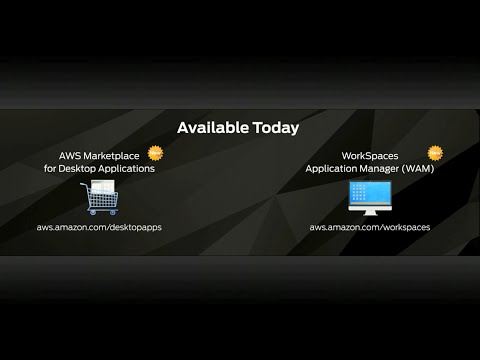 Introducing AWS Marketplace for Desktop Apps and Amazon WorkSpaces Application Manager