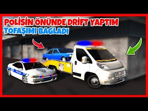 POLİSİN ÖNÜNDE DRİFT YAPTIM TOFAŞIMI BAĞLADI - Lfs Hikayesi
