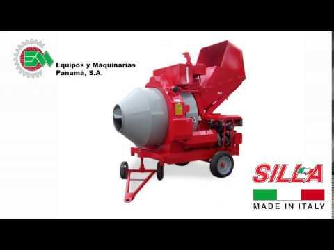 Mezcladora de Concreto Silla BIR-750 - Construcción thumbnail