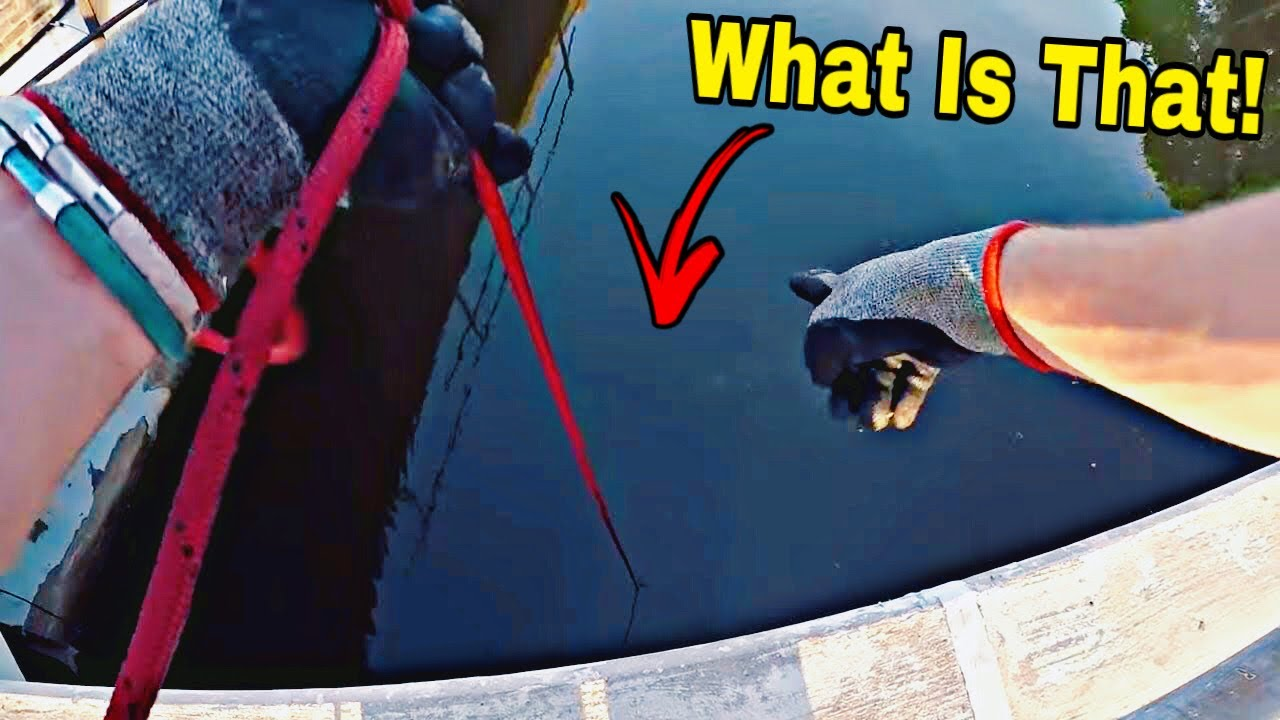 Magnet Fishing Is CRAZY - I Can't Believe Someone Did This!!!