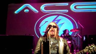 Ace Frehley Live Showcase Live Halloween 10/31/2011 Into Fractured Mirror,  Rocket Ride