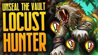 The BEST Quest Hunter YET?!   Saviors of Uldum   Hearthstone