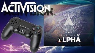 Gameplay Review - Destiny Pre - Alpha