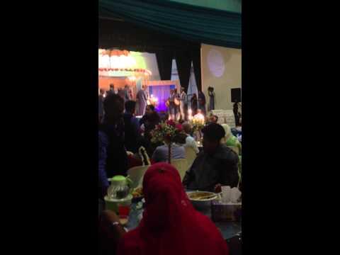 Singapore Indian Tamil Muslim wedding kompang