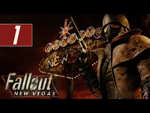"Fallout: New Vegas - Let's Play - Part 1 - ""Beautiful Survivalist Beard"""