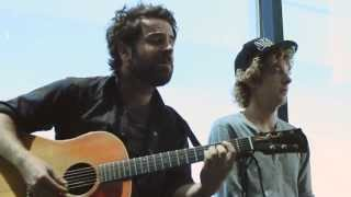 "Dawes Acoustic Performance of ""Someday Never Comes"""
