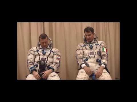 Paolo Nespoli & Gabriele Rigon - Spazio alla Fotografia: La Terra vista dallo Spazio