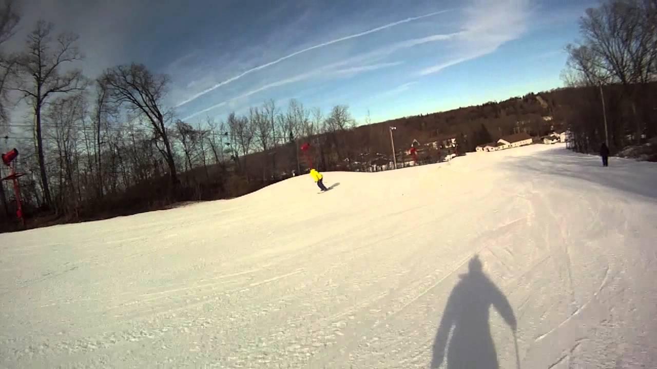 alpine valley ski and snowboard resort - 1 - youtube