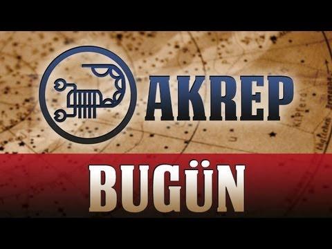 AKREP Burcu Astroloji Yorumu - 03 Ekim 2013- Astrolog DEMET BALTACI  - astroloji, astrology