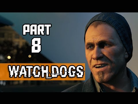 Watch Dogs Walkthrough Part 8 - Thanks for the Tip (PS4 1080p Gameplay)