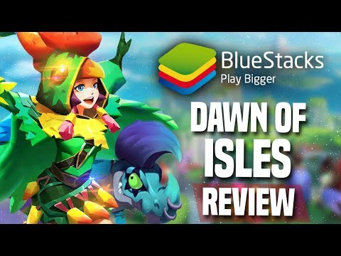 Netease's Latest Dawn of Isles on BlueStacks   Game Review
