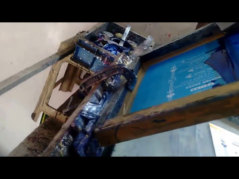 Screen Printing | 2019 Invitation Cards Printing | Wedding Cards | Screen Printing | Wooden Frame