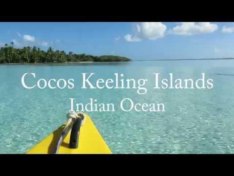 Cocos Keeling Islands one of Australia