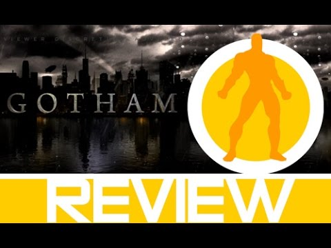 Gotham TV Series Trailer Review
