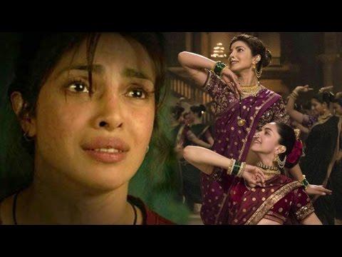 Priyanka Chopra On Why She CRIED During Bajirao...