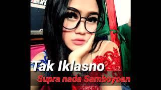 Download Lagu Tak Iklasno Samboyoan Supra Nada Terbaru mp3