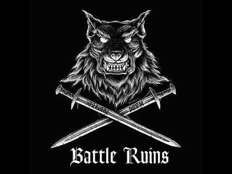 Battle Ruins - Glorious Dead LP (2018)