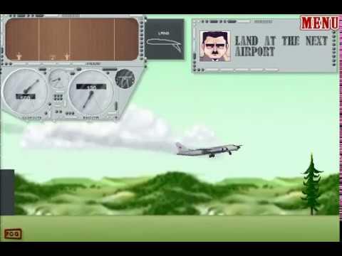 Пилот бомбардировщика ТУ-95