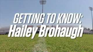 Alabama Soccer Welcomes Hailey Brohaugh