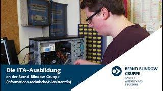 ITA Ausbildung - Informationstechnischer Assistentin | Bernd Blindow Gruppe