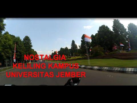 Motovlog Indonesia 12 - Keliling Kampus Universitas Jember (UNEJ)