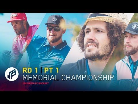 2017 Memorial Championship | Rd 1, Pt1 | Brathwaite, Koling, Locastro, Sexton