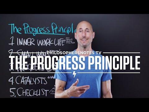 PNTV: The Progress Principle by Teresa Amabile and Steven Kramer