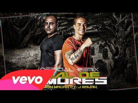 Juan Magan Ft. J Balvin – «Mal De Amores» ((Official Remix)) ELECTROLATINO (Con Letra) 2013