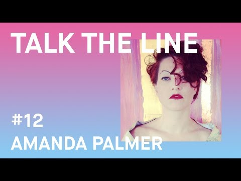 Amanda Palmer talks candidly about the things you're not meant to talk about