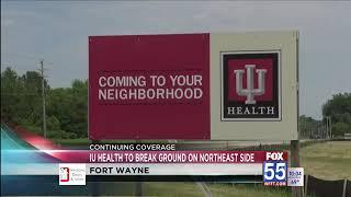 IU Health to break ground on new facility