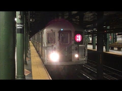 IRT/BMT Subway: (2) (3) (4) (5) (B) (D) (N) (Q) (R) (W) Trains @ Atlantic Avenue-Barclays Center