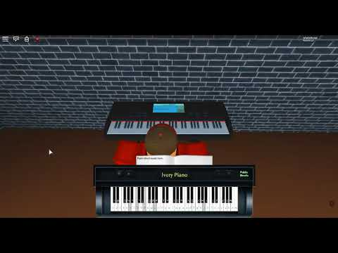 Happier - ÷ by: Ed Sheeran on a ROBLOX piano