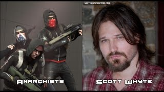 Counter Strike: Global Offensive Characters And Voice Actors