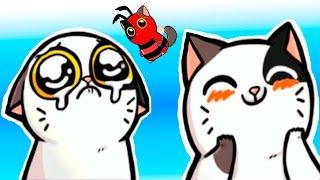 КОТЕНОК с УЛИЦЫ #5 - Тайная Жизнь Животных котят и кошек - мультик игра видео для детей #ПУРУМЧАТА